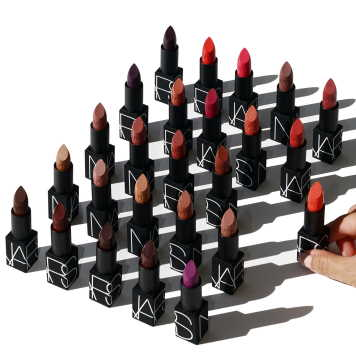 various lipstick brands