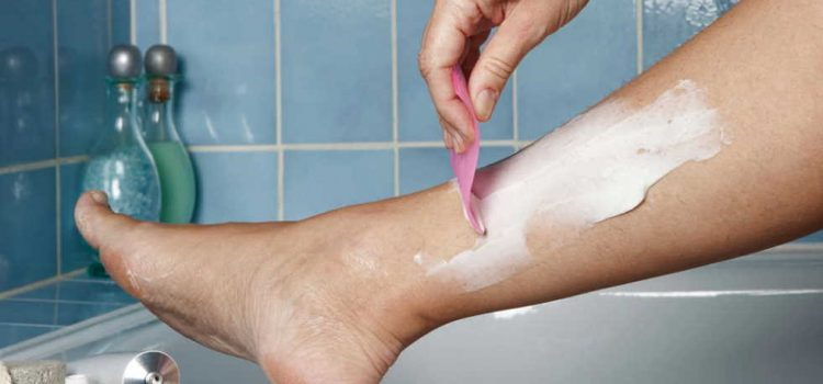 Can I keep hair removal cream longer than prescribed time?